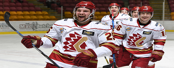 Chiefs Trounce Smokies - Chilliwack Chiefs